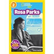 National Geographic Readers: Rosa Parks by JAZYNKA, KITSON, 9781426321412