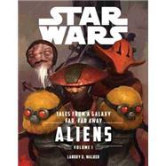Star Wars The Force Awakens: Tales From a Galaxy Far, Far Away by Walker, Landry Q.; Scarlet, Tyler, 9781484741412