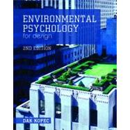 Environmental Psychology for Design by Kopec, Dak, 9781609011413