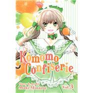 Komomo Confiserie 3 by Minami, Maki, 9781421581415