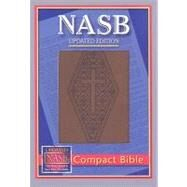 New American Standard Bible Compact : NASB Compact Brown by , 9781581351415