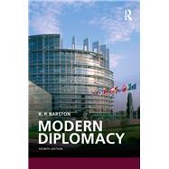 Modern Diplomacy by Barston; R. P., 9781447921417