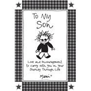 To My Son by Marci, 9781680881417