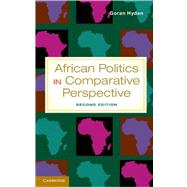 African Politics in Comparative Perspective by Hyden, Goran, 9781107651418