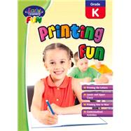 Printing Fun by Popular Book Company, 9781771491419