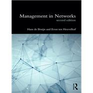 Management in Networks by de Bruijn; Hans, 9781138211421