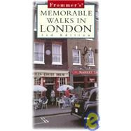 Frommer's Memorable Walks in London with Map by Jones, Richard, 9780028621425