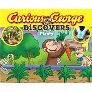 Curious George Discovers Plants by Rey, H. A., 9780544651425