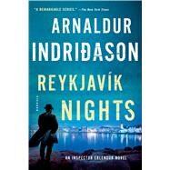 Reykjavik Nights An Inspector Erlendur Novel by Indridason, Arnaldur; Cribb, Victoria, 9781250111425
