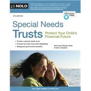Special Needs Trusts + Website by Urbatsch, Kevin; Fuller, Michele, 9781413321425