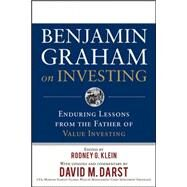 Benjamin Graham on Investing: Enduring Lessons from the Father of Value Investing by Graham, Benjamin; Klein, Rodney, 9780071621427
