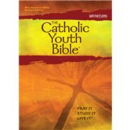 The Catholic Youth Bible: New American Bible Revised Edition (NABRE) by Singer-Towns, Brian, 9781599821429