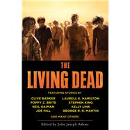 The Living Dead by Adams, John Joseph, 9781597801430