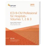 ICD-9-CM Professional for Hospitals 2015 by Optumlnsight, Inc., 9781622541430