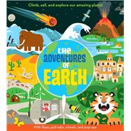 The Adventures of Earth by Green, Dan; Sims, Sean, 9781454921431