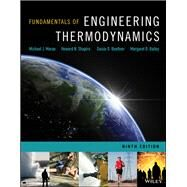 FUNDAMENTALS OF ENGINEERING THERMODYNAMICS by Unknown, 9781119391432