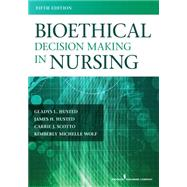 Bioethical Decision Making in Nursing by Husted, Gladys L., Ph.D., R.N., 9780826171436