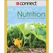 Connect Access Card for Human Nutrition: Science for Healthy Living by Schiff, Wendy, 9780077491437