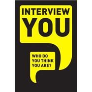 Interview You by Potter, Patrick, 9781908211439