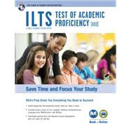 ILTS Test of Academic Proficiency (400) by Cantu, D. Antonio, Ph.D.; Nugent, Patricia M., Ph.D.; Pardieck, Sherrie E.; O'Connell, Julie; Davis, Al, 9780738611440