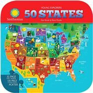 Smithsonian Young Explorers: 50 States by Strother, Ruth; Cramb, Sara Lynn, 9781626861442