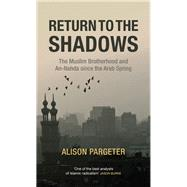 Return to the Shadows by Pargeter, Alison, 9780863561443