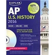 Kaplan AP U.S. History 2016 by Dornbush, Krista, 9781625231444