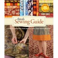 Threads Sewing Guide by Threads Magazine, 9781600851445