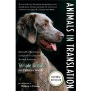 Animals In Translation by Grandin, Temple, 9780156031448