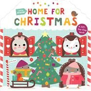 Little Friends: Home for Christmas by Priddy, Roger, 9780312521448
