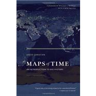 Maps of Time by Christian, David; McNeill, William H., 9780520271449