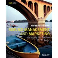 Service Management and Marketing by Gronroos, Christian, 9781118921449