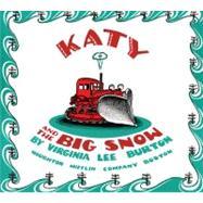 Katy And The Big Snow Board Book by Burton, Virginia Lee, 9780547371450