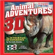Animal Adventures 3d by Klutho, David E., 9781618931450