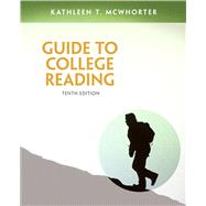 Guide to College Reading by McWhorter, Kathleen T., 9780321921451