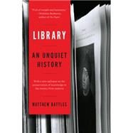 Library by Battles, Matthew, 9780393351453