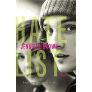 Hate List by Brown, Jennifer, 9780316041454