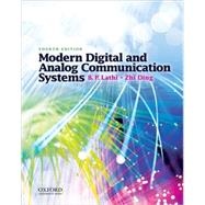Modern Digital and Analog Communication Systems by Lathi, B. P.; Ding, Zhi, 9780195331455
