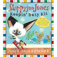 Skippyjon Jones Keepin' Busy Kit by Schachner, Judith Byron; Schachner, Judith Byron, 9780448481456