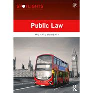 Public Law by Doherty; Michael, 9781138671461