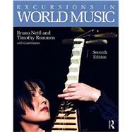 Excursions in World Music by Nettl; Bruno, 9781138101463
