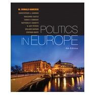Politics in Europe by Hancock, M. Donald; Carman, Christopher J.; Castle, Marjorie; Conradt, David P.; Nanetti, Raffaella Y., 9781452241463