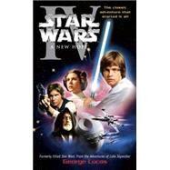 A New Hope: Star Wars: Episode IV 9780345341464U