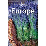 Lonely Planet Europe by Averbuck, Alexis; Bainbridge, James; Baker, Mark; Berry, Oliver; Bloom, Greg, 9781786571465