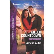 Killer Countdown by Autin, Amelia, 9780373281466