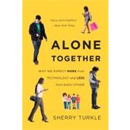 Alone Together by Turkle, Sherry, 9780465031467