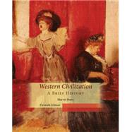 Western Civilization, A Brief History by Perry, Marvin, 9781305091467