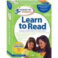 Hooked on Phonics Learn to Read 1st Grade Complete: First Grade, Levels 1 & 2 by Hooked on Phonics, 9781604991468