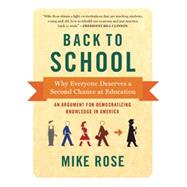 Back to School by Rose, Mike, 9781620971468