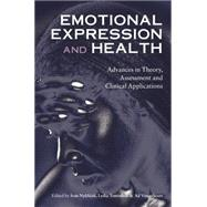 Emotional Expression and Health: Advances in Theory, Assessment and Clinical Applications by Nyklfcek,Ivan, 9781138881471
